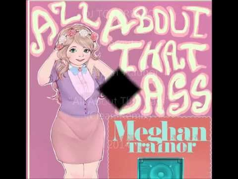 Meghan Trainor - All About That Bass (Clean Remix) 2014