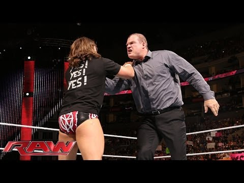 Kane accepts his punishment for attacking Daniel Bryan: Raw, Feb. 10, 2014