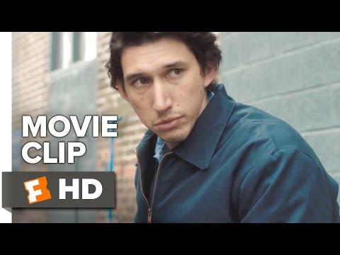 Paterson Movie CLIP - Secret Notebook (2017) - Adam Driver Movie