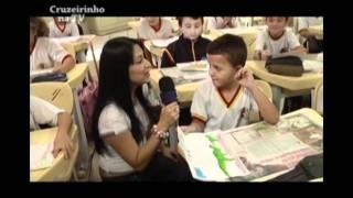 Escola Sorocaba Leste no Cruzeirinho Na TV