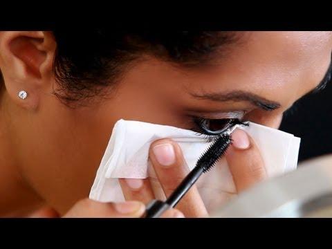 Makeup Tricks: LOWER LASH MASCARA