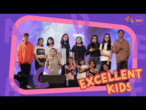 Excellent Kids - 5 Desember 2020