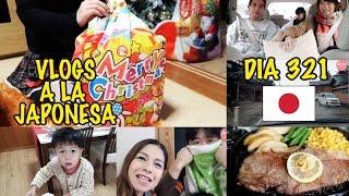 Abriendo los Regalos de Santa + Despidiendo a Nuestros amigos JAPON - Ruthi San ♡ 25-12-16