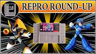 Mega Man and Bass (SNES) Review - Repro Roundup