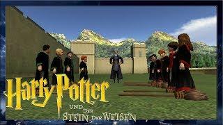 Die erste Flugstunde! #3 ⚡ Harry Potter und der Stein der Weisen | Let's Play Xbox