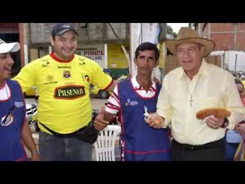 Feria Productiva y Festiva de la Tonga en Chone