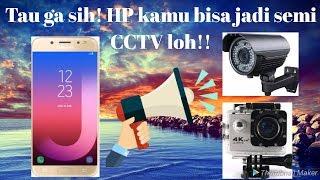 Cara menjadikan HP menjadi semi CCTV atau Cam Action