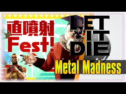 Metal Madness!!! | Let It Die #24 |  [Event / Update]