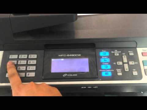 Cara ampuh cleaning print head printer brother MFC-6490CW