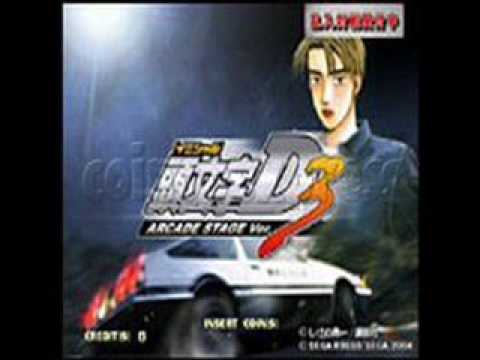 Initial D Arcade Stage 3 Music: Car Select - YouTube