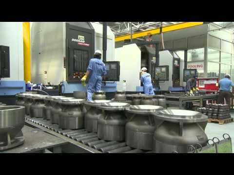 Saudi Mechanical Industries (SMI) - CNC Manufacturing