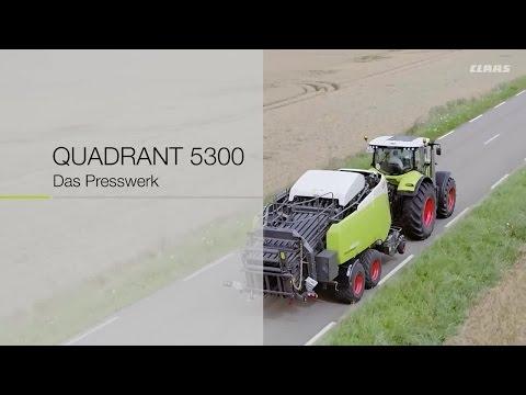 QUADRANT 5300 Das Presswerk Featurefilm / 2016 / de