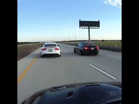 AUDI RS7 VS. BMW M5