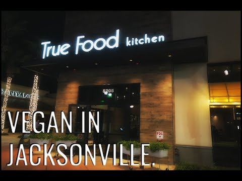 Vegan in Jacksonville | True Food Kitchen | NYE 2018 Date Night!