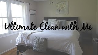 ULTIMATE CLEAN WITH ME 2018 |  ENTIRE HOUSE