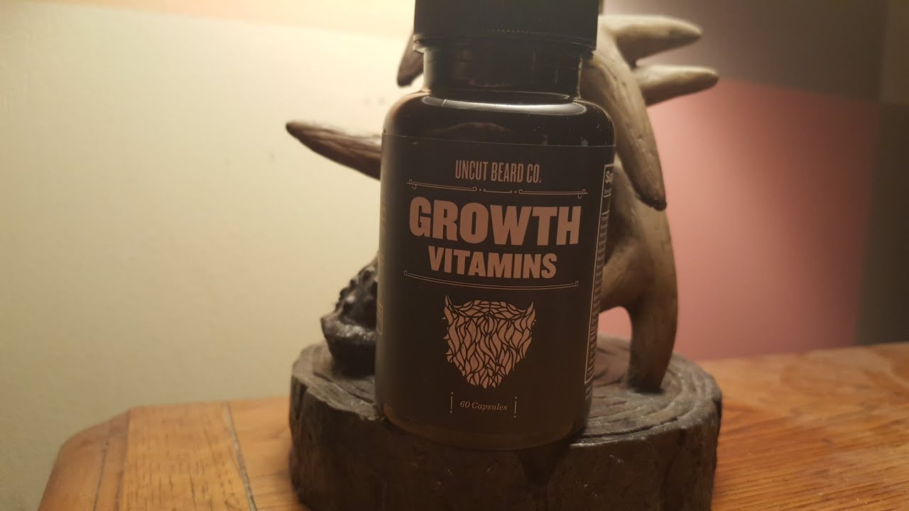 Image result for beard growth vitamins