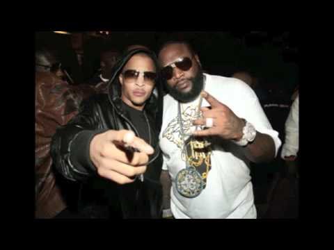 T.I. feat Rick Ross - Pledge Allegiance To The Swag (Prod by J.U.S.T.I.C.E. League) / September 2010