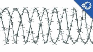 Barbed Wire: Where did it come from?   Stuff of Genius