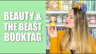 Beauty and the Beast Book Tag