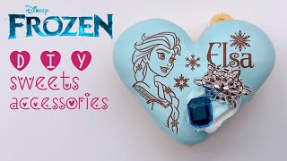 DIY Disney Frozen2 Handcraft Magical Sweets Accessories | 冰雪奇缘2奇幻配件 | Whipple | EPOCH
