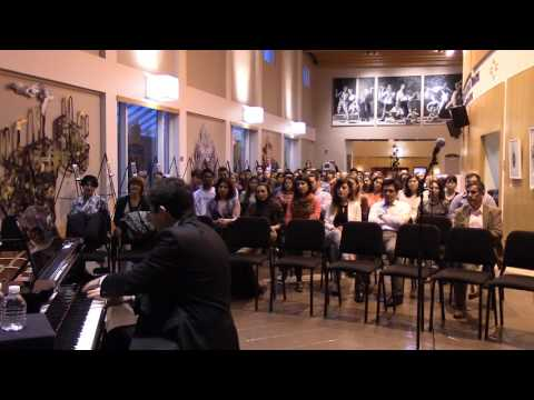 A piece of the Peace: Persian piano recital in Clemson University
