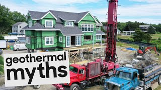 Debunking 3 Geothermal Myths