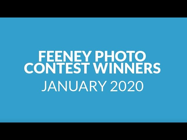 Feeney Contest Winners - January 2020