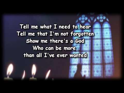 Save My Life   Sidewalk Prophets   Worship Video with lyrics