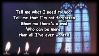 Save My Life   Sidewalk Prophets   Worship Video with lyrics