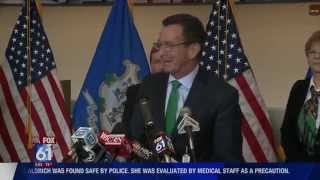 Gov. Malloy announces new Aer Lingus service from Bradley International Airport to Dublin