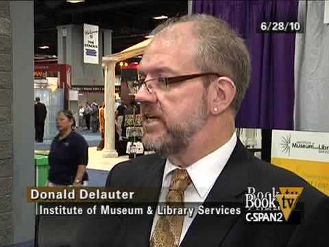 American Library Association Conference: Institute Of Museum And Library Services, Donald Delauter