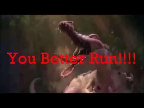Dinosaur Villains Disturbed Megamix: Rudy the Baryonyx