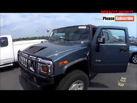 hummer h2 car review