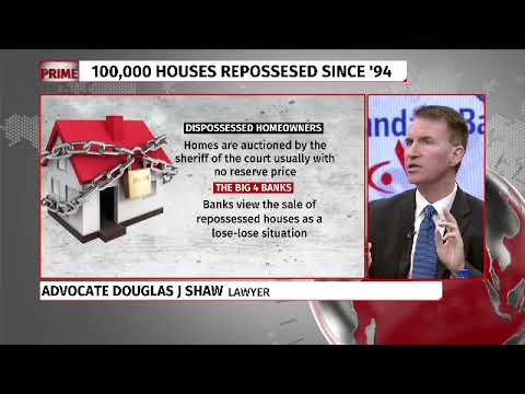 Prime discussion: Banks illegally occupied homes