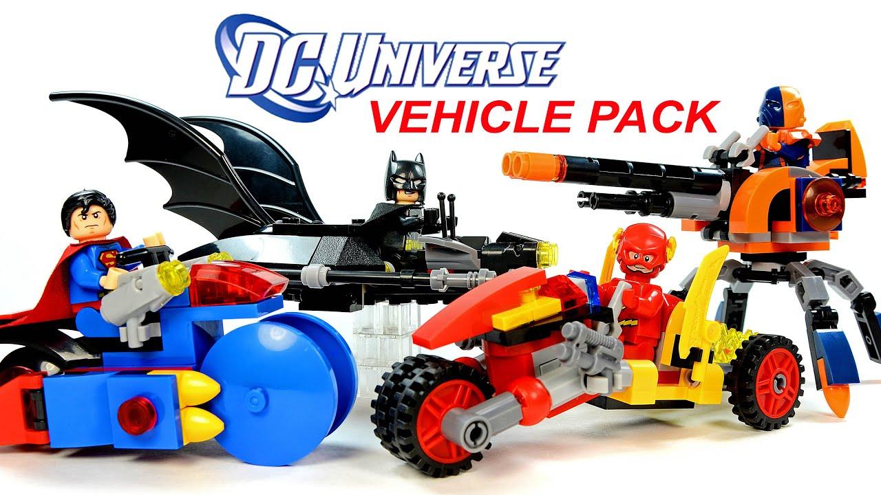 lego dc super heroes batman superman deathstroke u0026 the flash