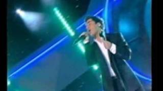 Anthony Callea -  Idol top 2 Performance 2004