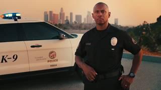 LAPD K-9: Not all heroes wear uniforms