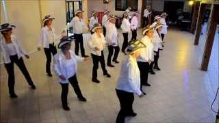 Sarlat Country Dance: Camping des Peneyrals, le 07/07/2014.