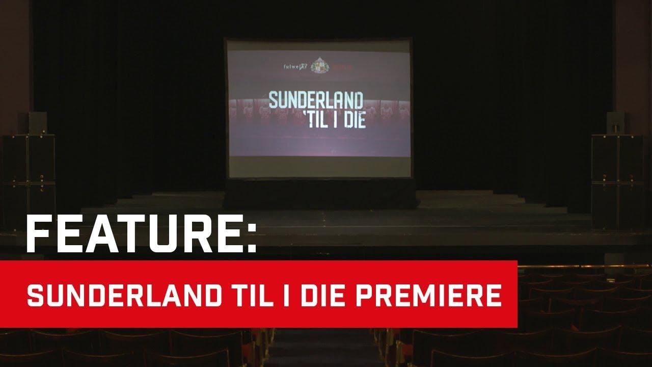 Sunderland Juve La Liga Documentaries Keep Fans Watching