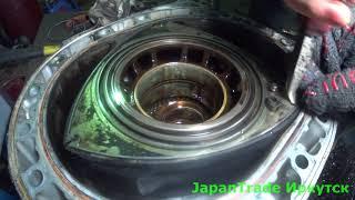 Дефектовка роторного мотора Mazda RX8 SE3P Часть №1