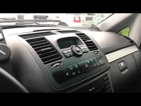 Mercedes-Benz Viano 2014 год 2.2CDI Осмотр для клиента
