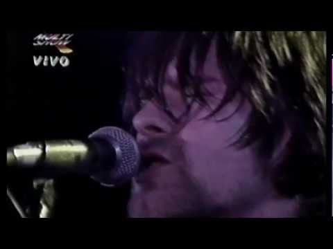 Nirvana - Heart - Shaped Box (Live in Brazil 1993)