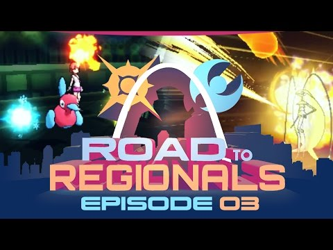 All Out Pummeling!! Road to Regionals VGC 2017! Episode 03 - Pokemon Sun and Moon