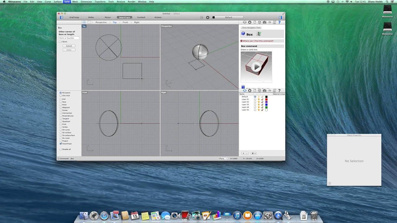 Rhino 3d Download For Mac