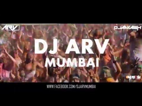 HOLI YA MEIN REMIX DJ ARV Mumbai & DJ AAKASH VISUALS BY VDJ NITIN