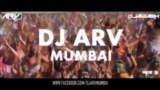 holi ya mein remix dj arv mumbai dj aakash visuals by vdj nitin