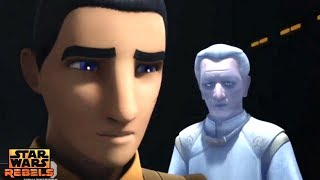 Star Wars Rebels: Emperor Palpatine Manipulating Ezra