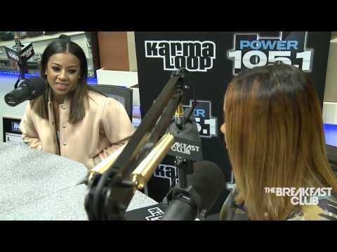 Keyshia Cole Interview On The Breakfast Club Power 1051 FM