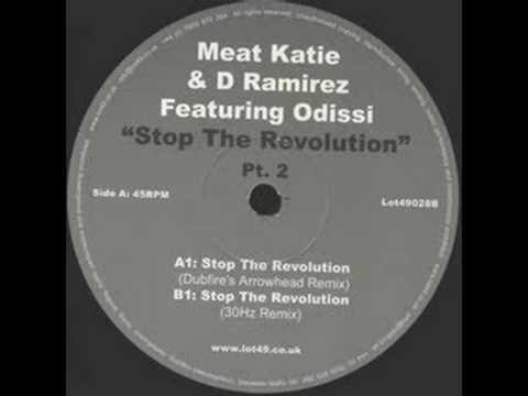 Meat Katie & D. Ramirez feat. Odissi - Stop The Revolution (
