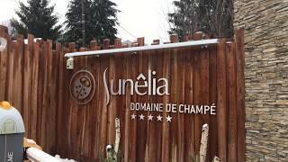 CAMPING DOMAINE DE CHAMPÉ - BUSSANG (VOSGES)